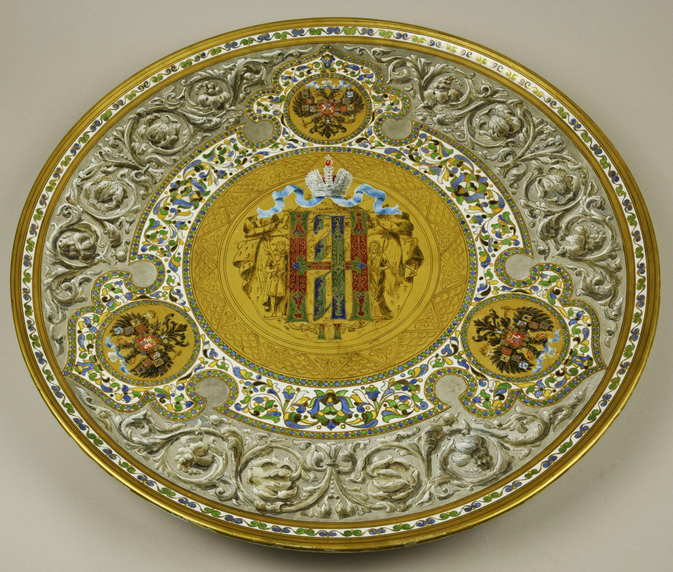 Реликвии и шедевры Исторического музея